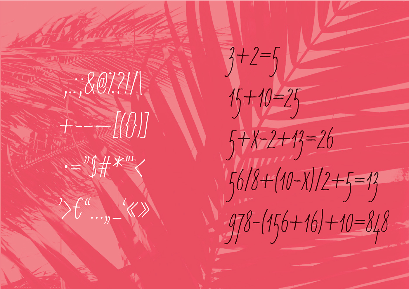 Jasminum Handwriting Font