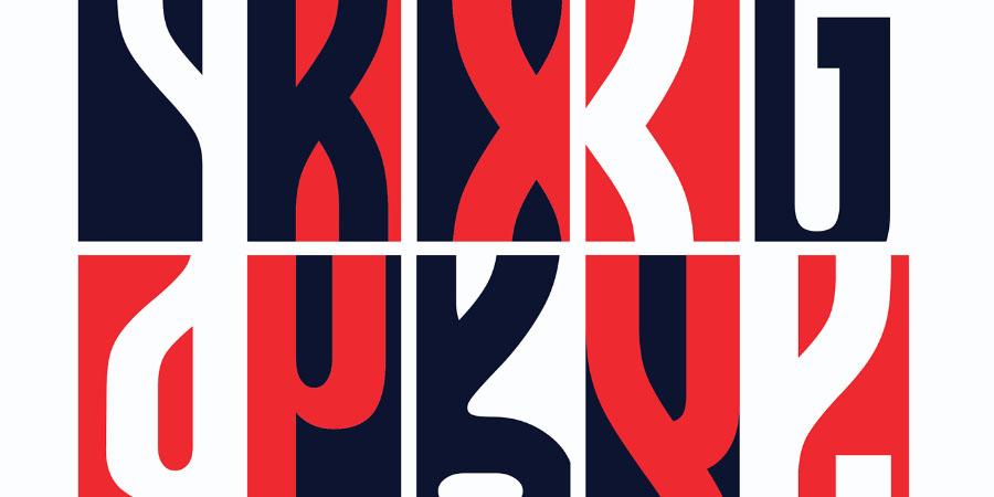 August Typeface