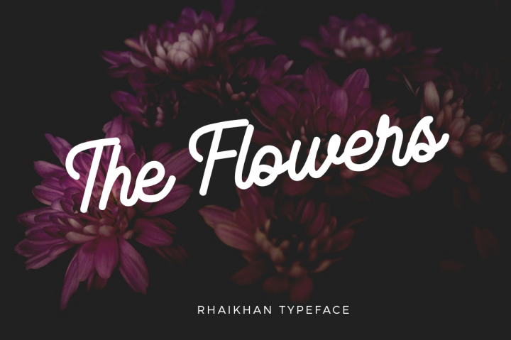 Rhaikane Script Font