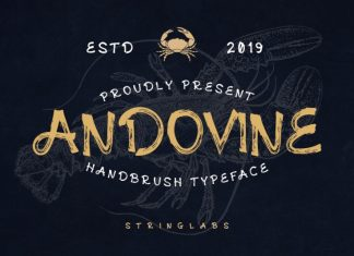 Andovine Font