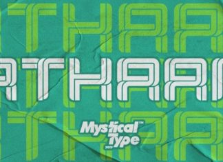 Athaar Font