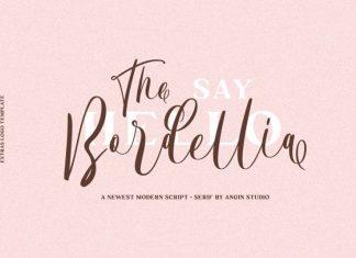 The Bordellia Font