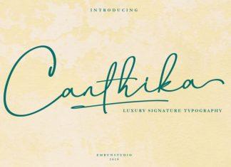 Canthika Font