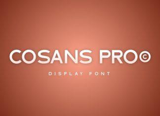 Cosans Pro Font