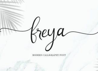 Freya Font
