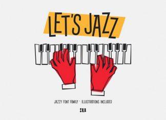 Let's Jazz Font