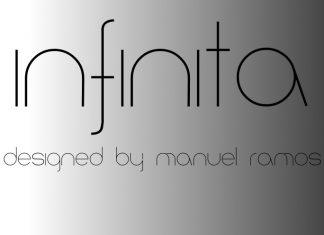 Infinita Font