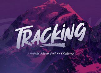 Tracking Font