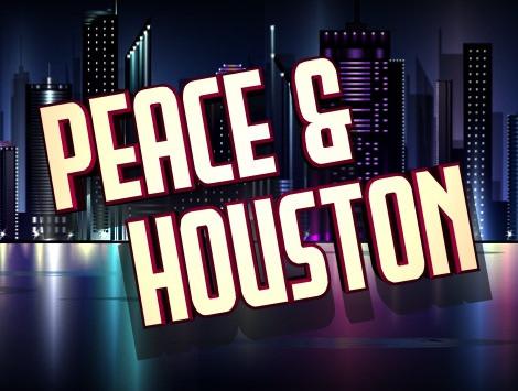 Peace & Houston Font