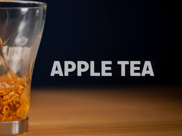 Apple Tea Font