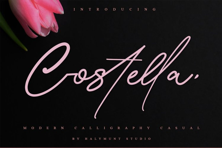 Costtella Font