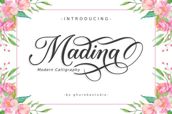 Madina Font
