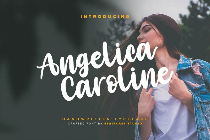Angelica Caroline Font
