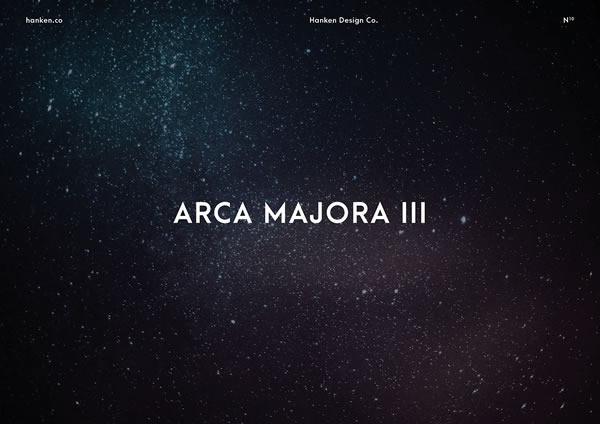 Arca Majora 3 Font