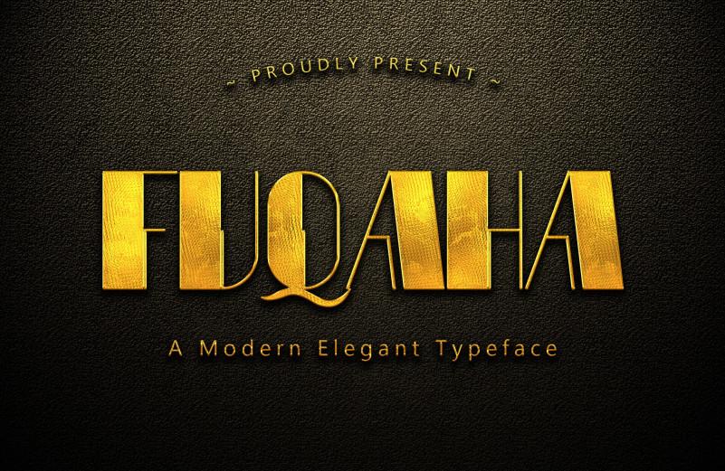 Fuqaha Font