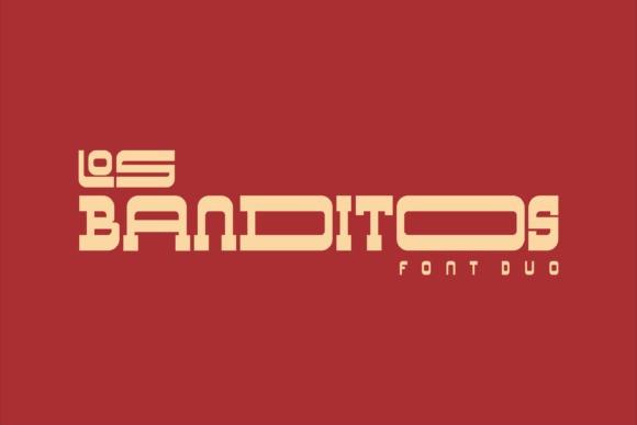 Los Banditos Font