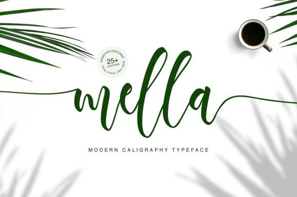 Mella Font