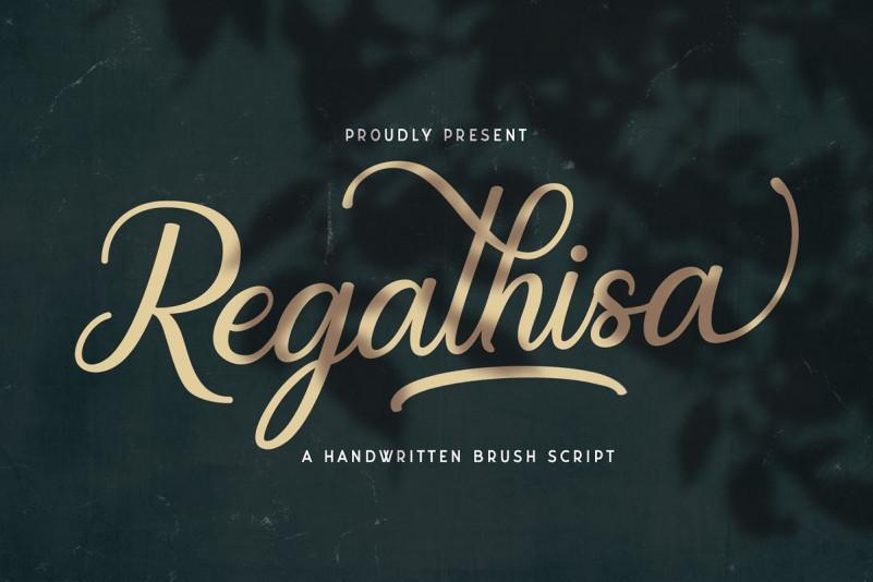 Regalhisa Font