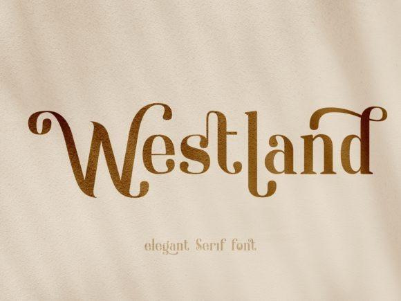 Westland Font