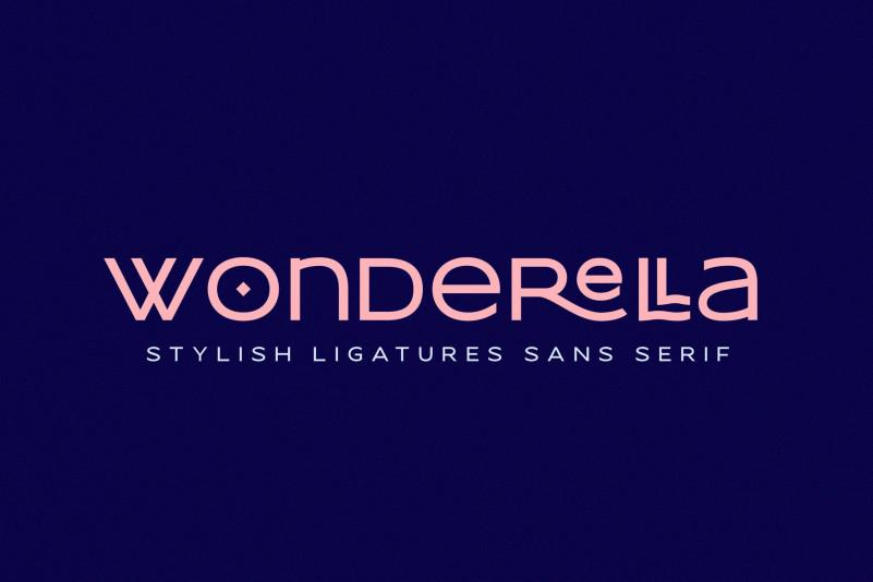 Wonderella Font