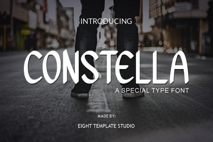 Constella Font