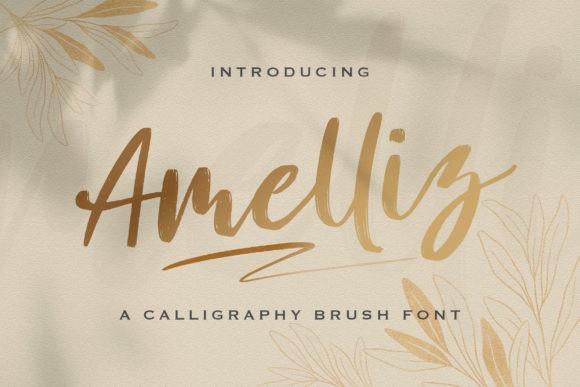 Amelliz Font