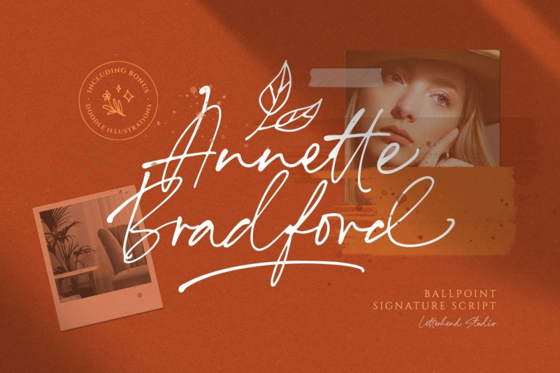 Annette Bradford Font
