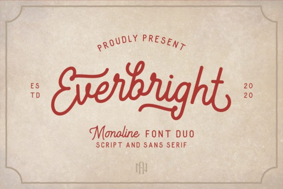 Everbright Font