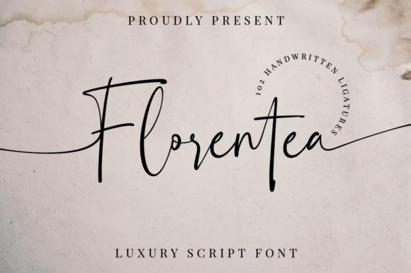 Florentea Luxury Font