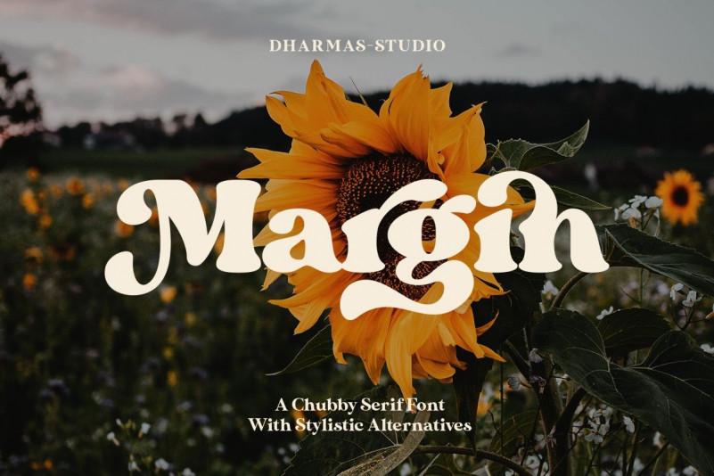 Margin Font