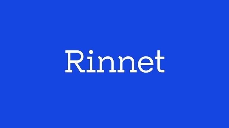 Rinnet Font