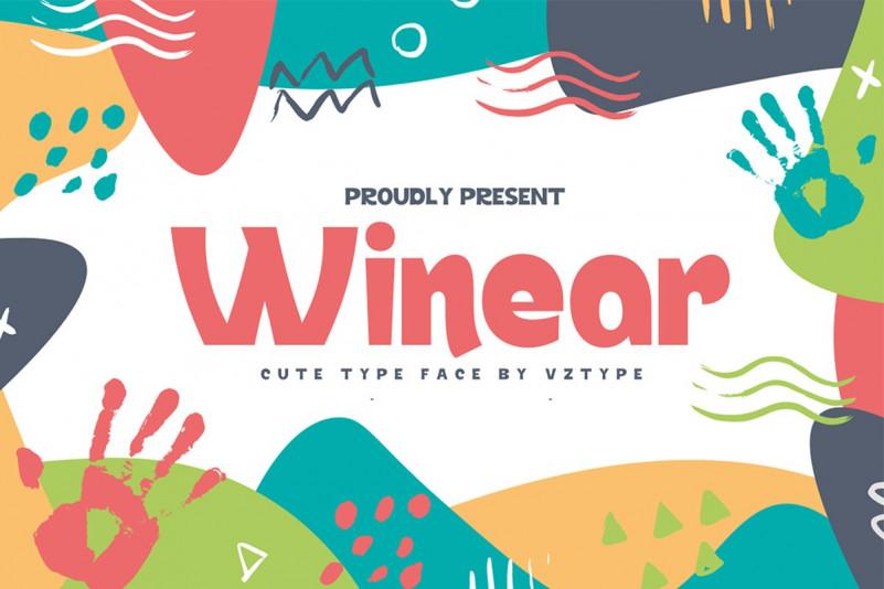 Winear Font