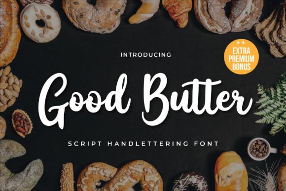 Good Butter Font
