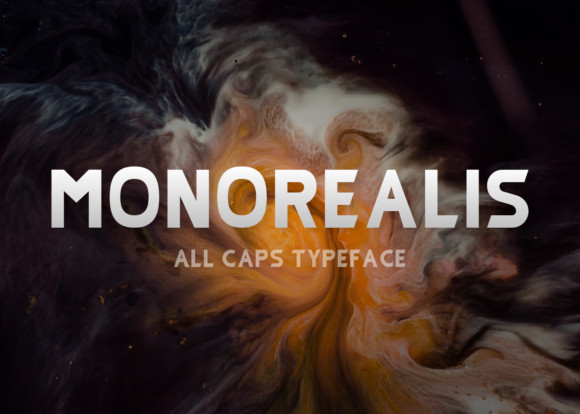Monorealis Font