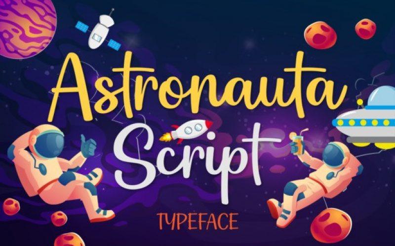 Astronauta Font