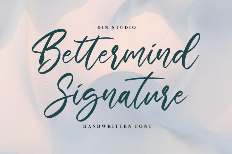 Bettermind Font