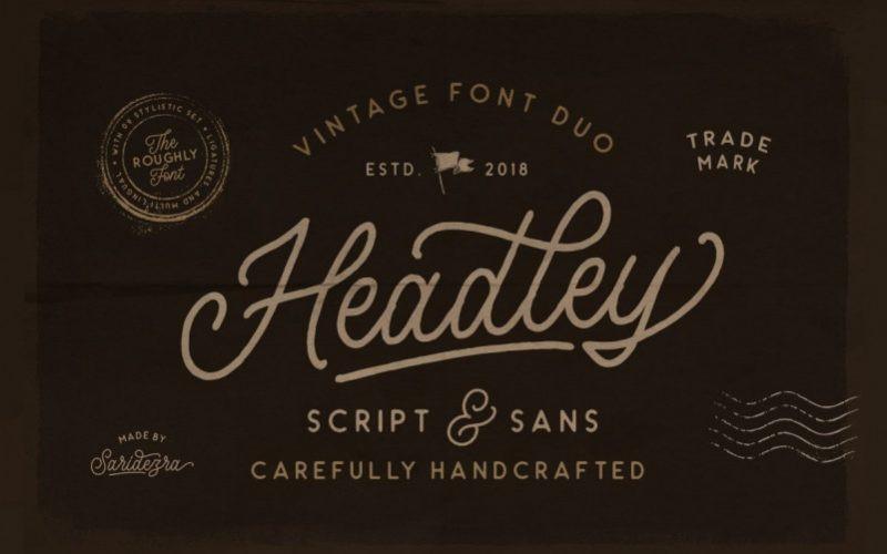 Headley Font