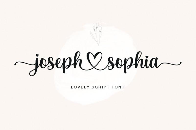 Joseph Sophia Font