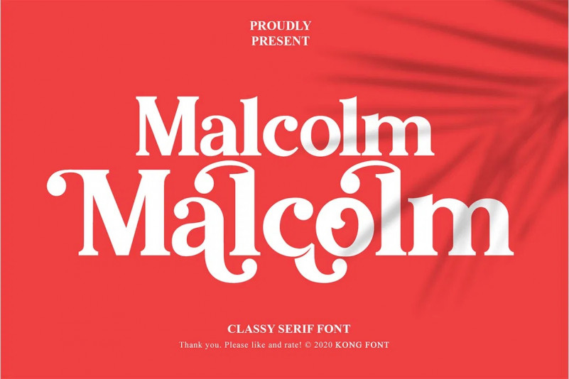 Malcolm Font