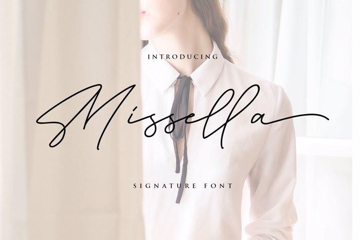 Missella Font