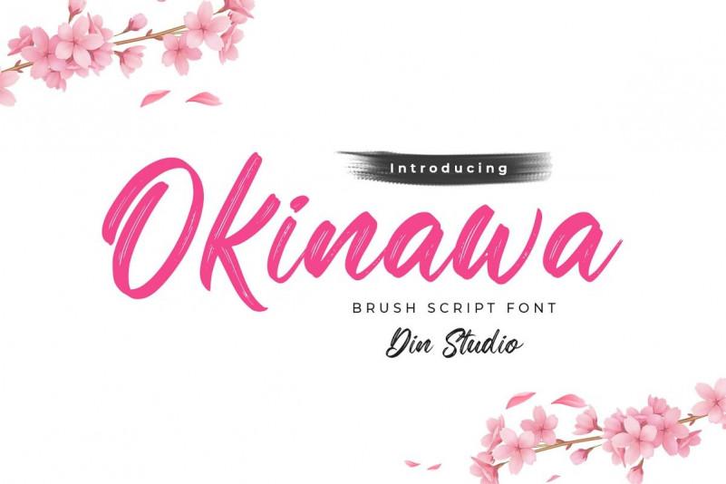 Okinawa Font