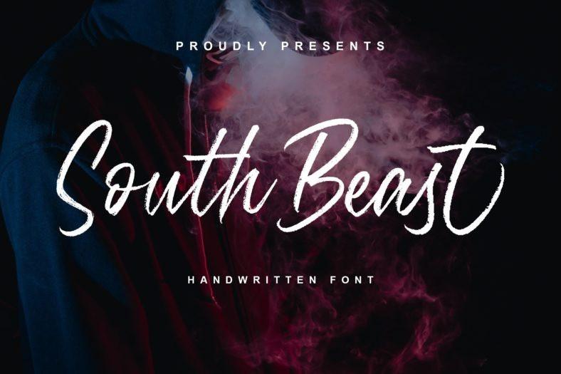 South Beast Font