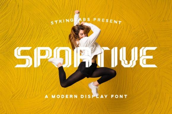 Sportive Font