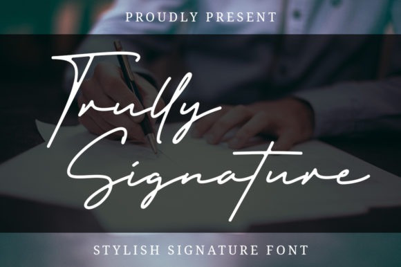 Trully Font