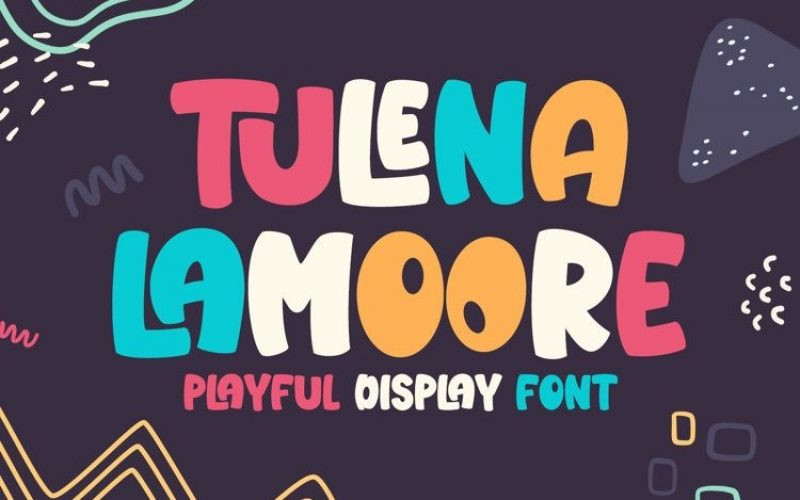 Tulena Lamoore Font