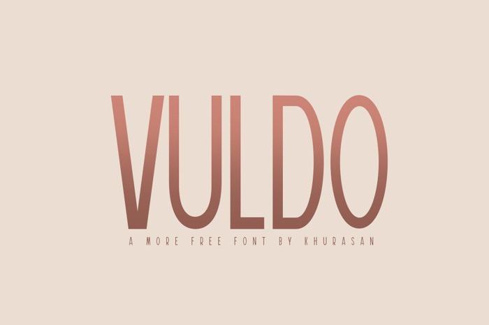Vuldo Font