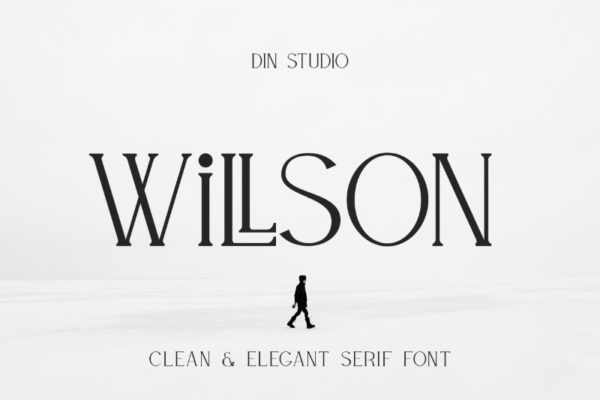 Willson Font