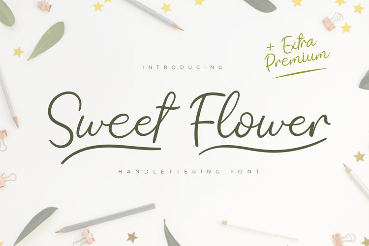 Sweet Lover Font