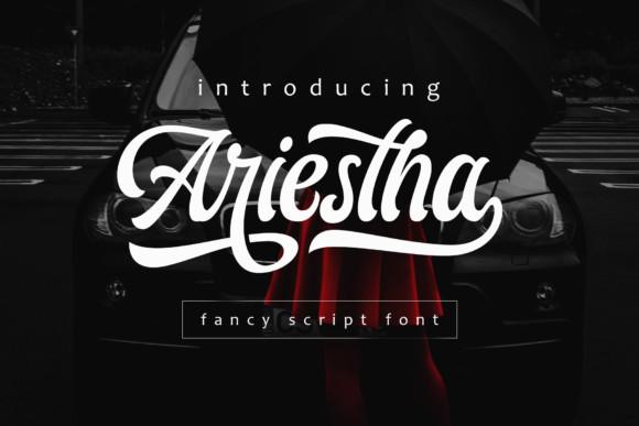 Ariestha Font
