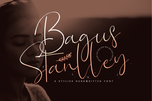 Bagus Stanlley Font